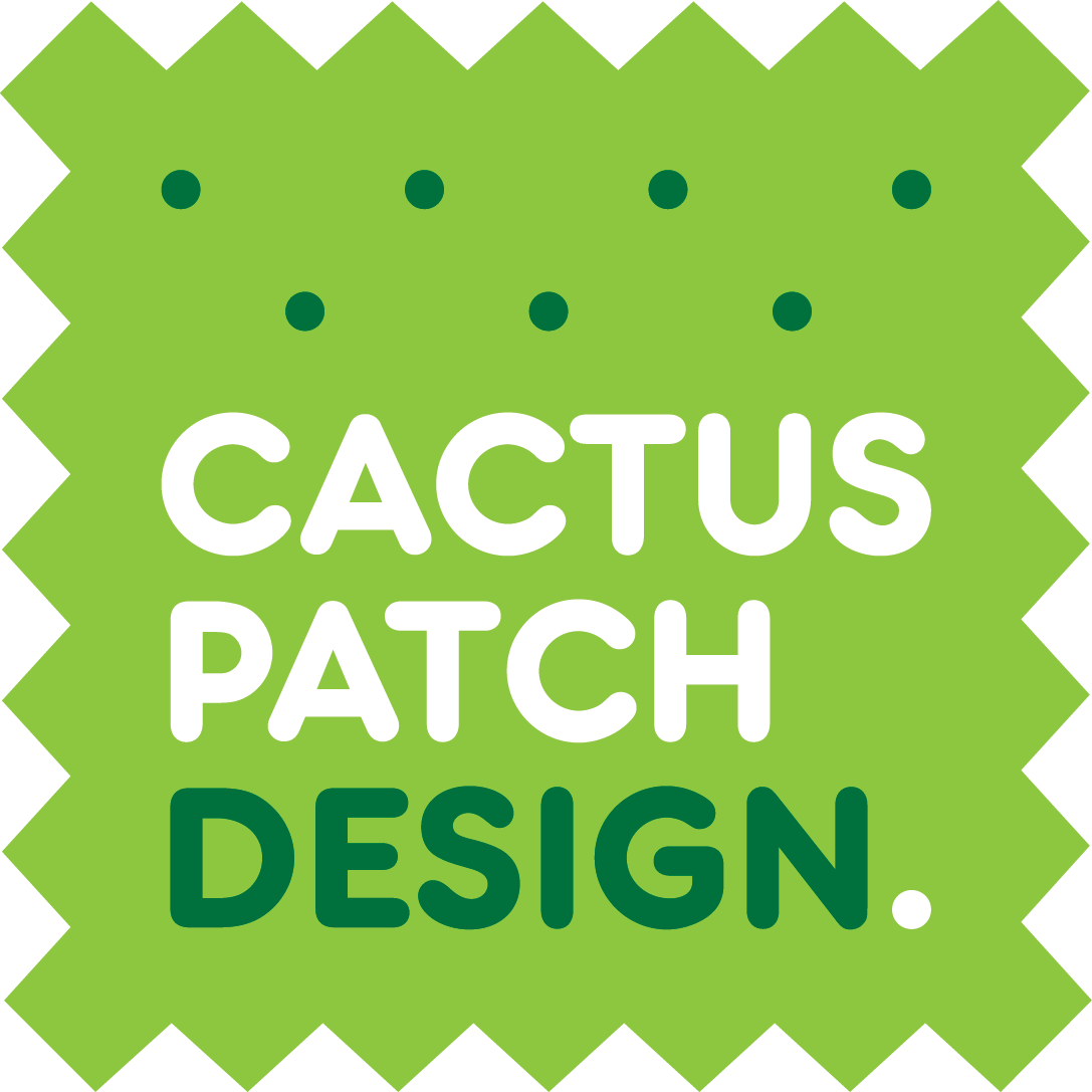 Cactus Patch Design